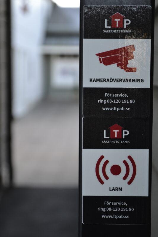 LTP Kameraövervakning