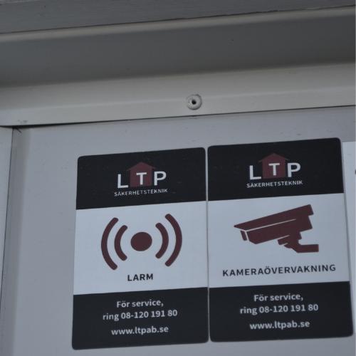 kameraövervakning utomhus